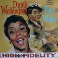 Dinah washington [SINGS FAT'S WALLER] MERCURY MG36119