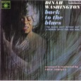 Dinah washington [BACK TO THE BLUES] ROULETTE R25189