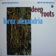 Lorez Arexandria「Deep Roots」Argo LP694