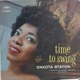 Dakota Staton [Time To Swing] Capitol T1241