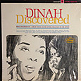 Dinah Washington「Dinah Discoverd」Mercury SR6119