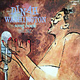Dinah Wshington「Dinah Washington Song Book」日本フォノグラム SFX-10582