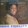 Ernestine Anderson [My Kinda Swing] Mercury MG20496(sfx10528)