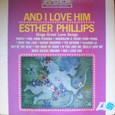 Esther Phillips「And I Love Him」Atlantic SD-8102