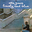 Etta Jones「Lovely And Blue」Prestige 7241