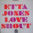 Etta Jones「Love Shout」Prestige7272