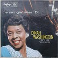 "Dinah Wshigton[The Swingin' Miss ""D""]Emarcy MG36104"