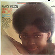 NANCY WILSON「GENTLE IS LOVE」CAPITOL ST2351