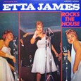 Etta James 「Rocks The House」 Argo 4032