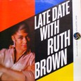 Ruth Brown「Late Date With Ruth Brown」Atlantic 1308