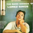 Lorez Alexandria「The Band Swings, Lorez Sings」King657