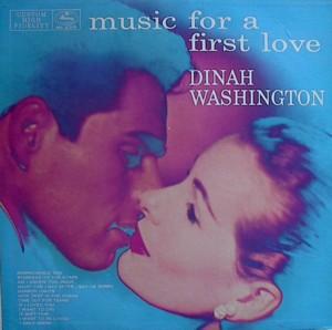 Dinah Washington [ MUSIC FOR FIRST LOVE ]MERCURY MG20119
