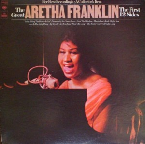 Aretha Franklin [The First 12 Sides]Columbia 31953