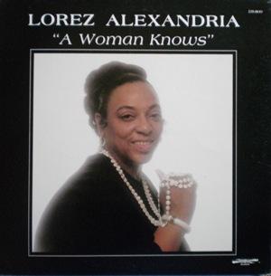 Lorez Alexandria 「A Wwoman Knows」Discovery DS800