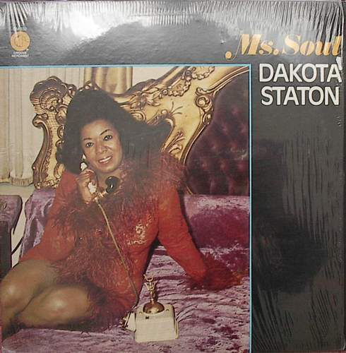 Dakota Staton [Ms. Soul] Groove Merchant GM532