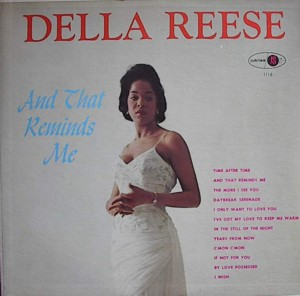 DELLA REESE  AND THAT REMINDS ME JUBILEE JGM1116