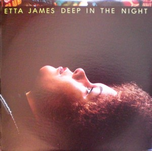 Etta James 「Deep In The Night」 Warner Brothers BSK3156