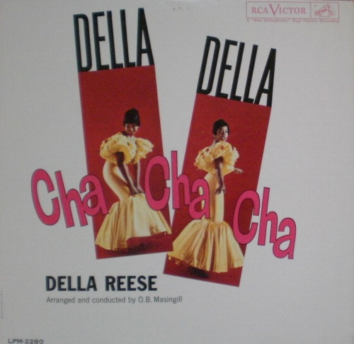Della_Reese[Della Della Cha Cha Cha] Vivtor LPM 2280