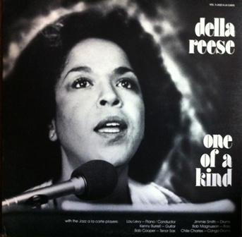 Della Reeds [One Of A Kind]Jazz A La Carte3