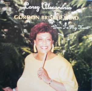 Lorez Alexandria 「Dere To My Heart」 Trend TR547