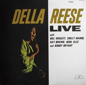 DELLA REESE 「LIVE」 ABC S569