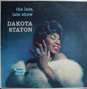 Dakota Staton [The Late Late Show] Capitol T876