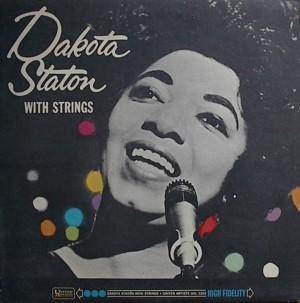 Dakota Staton [From Dakota With Love] United Artists UAS6292