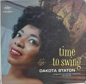 Dakota Staton [Time To Swing] Capitol T1241