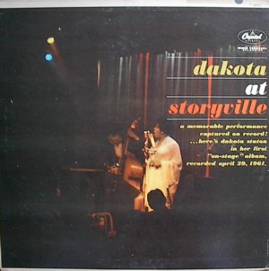 Dakota Staton [At Storyville] Capitol T1649