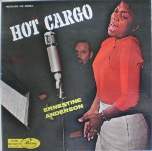 Ernestine Anderson [ Hot Cargo!] Mercury MG20354