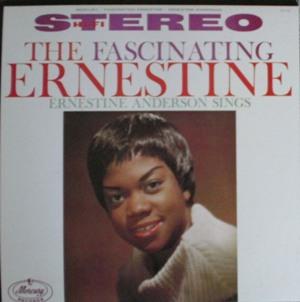 Ernestine Anderson [ The Fascnating Ernestine] Mercury MG20492(15PJ37)