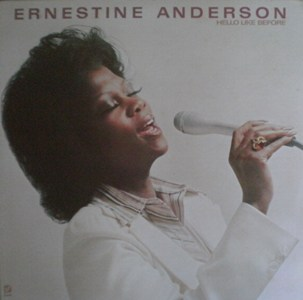 Ernestine Anderson[Hellow Like Befor] Concord CJ31