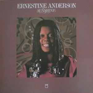 Ernestine Anderson [Sunshine] Concord CJ109