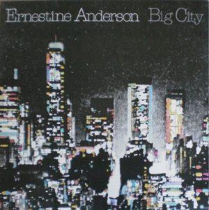 Ernestine Anderson [Big City] Concord CJ214