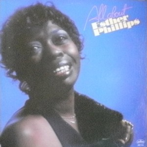 Esther Plillips 「All About」SRM 1-3733