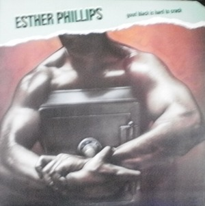 Esther Phillips 「Good Back Is Hard To Crack」Mercury 1-4005