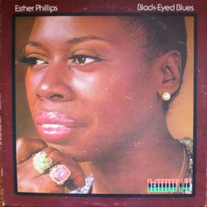 Esther Phillips 「Black Eyede Blues」 KUDU 14