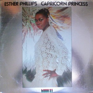Esther Phillips 「Capricorn Princes」 KUDU 31