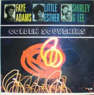 Esther Phillips [Golden Souvenirs] Almor A-103