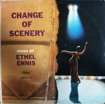 Ethel Ennis「Change Of Scenery」Capitol T941