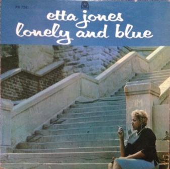 Etta Jones「Lovely And Blue」Prestige 7241