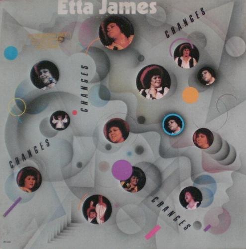 Etta_James「Changes」MCA 3244