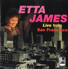 Etta James「Live From San Francisco」 Private Music 82125