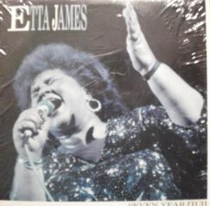 Etta James 「Seven Year Itch」 Iland 91018-1
