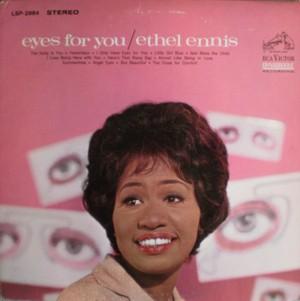 Ethel Ennis「Eyes_For You」Victor LPS2984