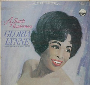 Gloria Lynne [ A Touch Of Tenderness] Everest 1235