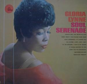 Gloria Lynne [ Soul Serenade] Fontana MGF 27541