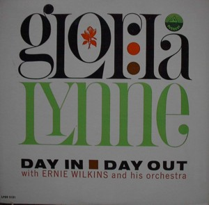 Gloria Lynne [ Day In Day Out] Everest LPBR 5101
