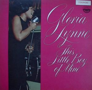 Gloria Lynne [ This Little Boy Of Mine] Everest LPBR 5131