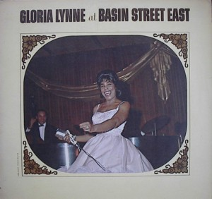 Gloria Lynne [ Gloria Lynne At Basin Street East] Everest LPBR 5132